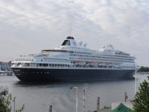M/S Prinsendam in Travemünde