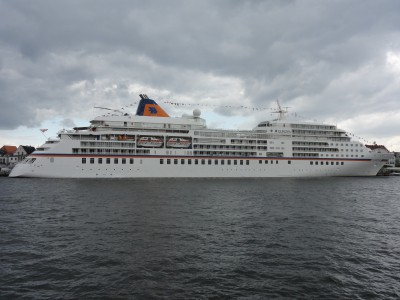M/S Europa in Travemünde
